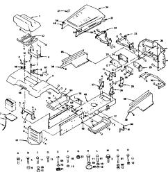 craftsman starter wiring diagram [ 1024 x 963 Pixel ]