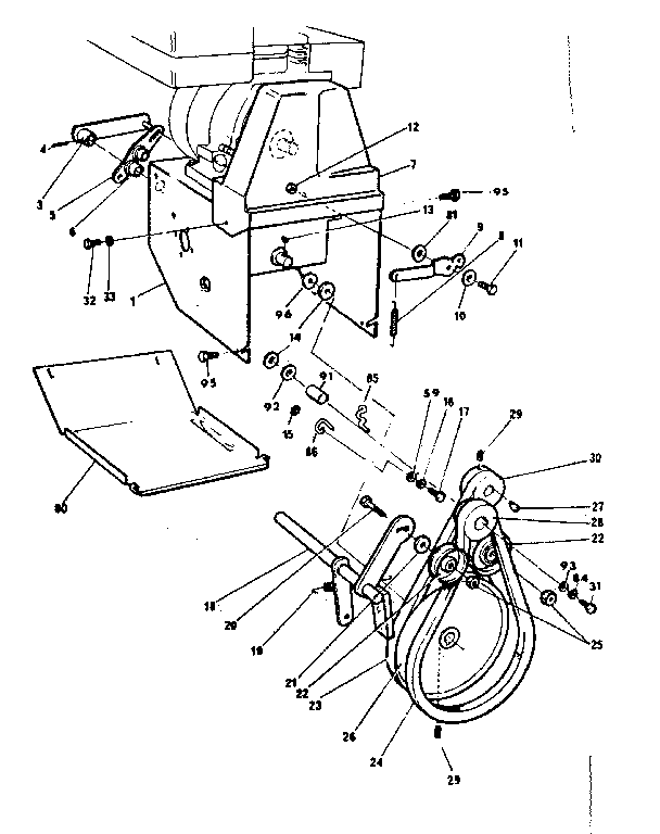 Diagram Snow Blower Wiring File Mo37276