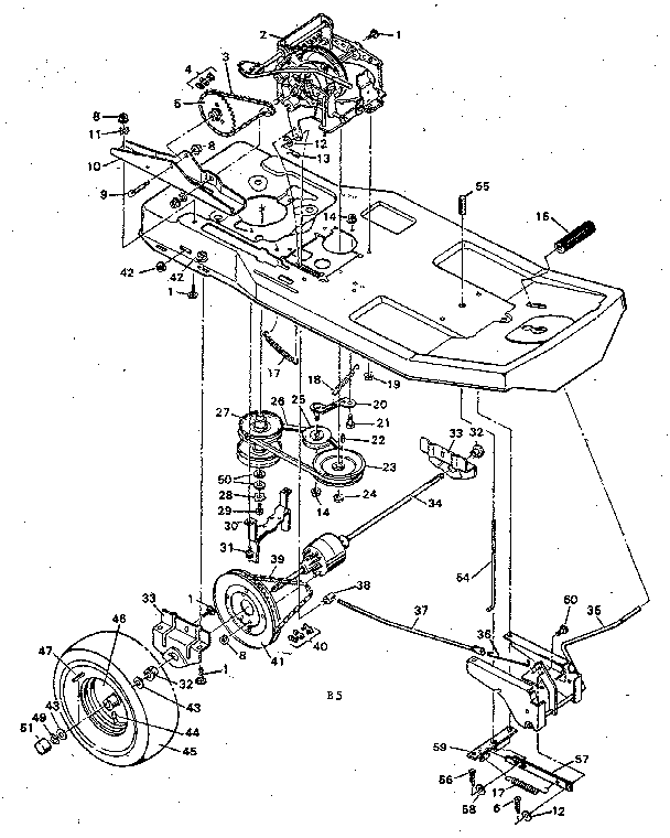 Wiring Diagram For John Deere G100, Wiring, Free Engine