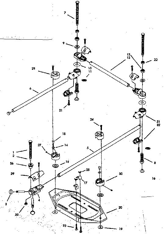Sears Pantograph