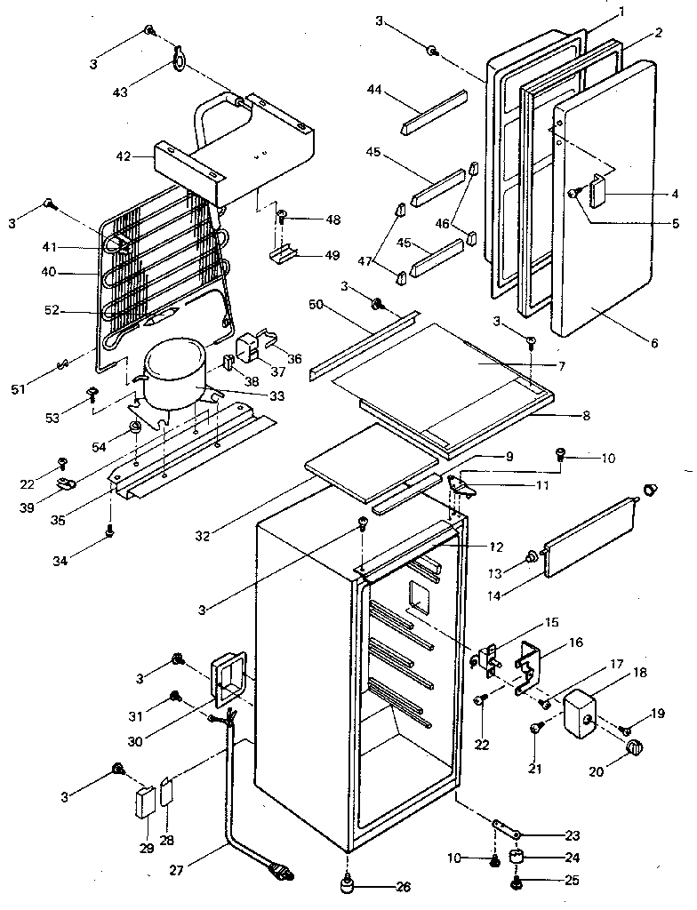 hight resolution of mini fridge diagram wiring diagram sys compact refrigerator wiring diagram