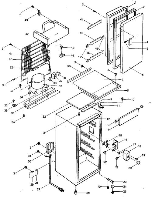 small resolution of mini fridge diagram wiring diagram sys compact refrigerator wiring diagram