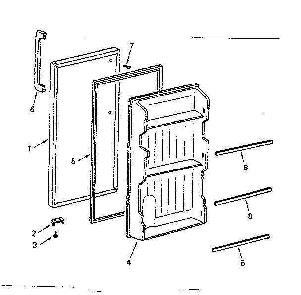 Old General Electric Refrigerator Wiring Diagram