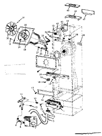 Wall Furnace: Sears Wall Furnace Parts