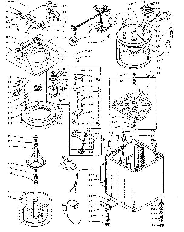 [DIAGRAM] Haier Hlt364xxq Washer Schematic Diagram FULL