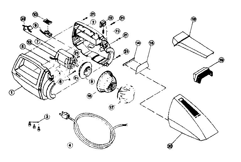 Sears Vacuum Cleaner Manuals