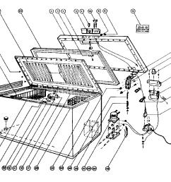 upright freezer wiring diagram wiring library rh 45 yoobi de kenmore freezer 253 modelnumber kenmore elite [ 1024 x 802 Pixel ]