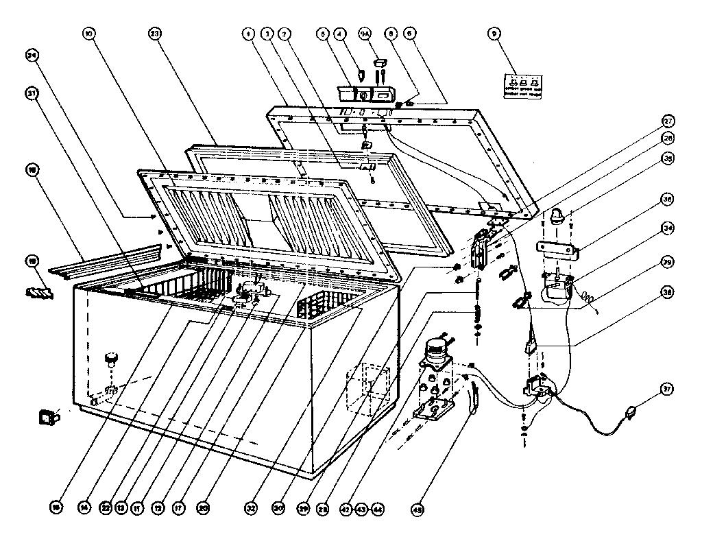 hight resolution of upright freezer wiring diagram wiring library rh 45 yoobi de kenmore freezer 253 modelnumber kenmore elite