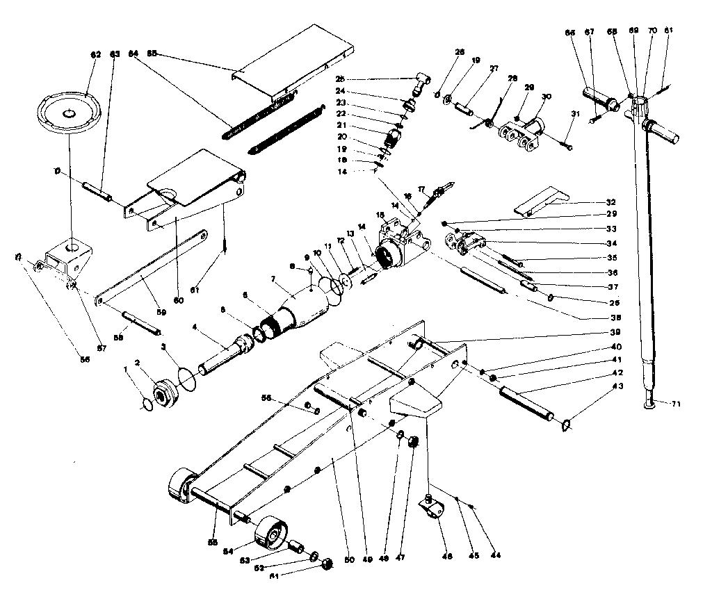 blackhawk floor jack parts diagram 99 jetta radio wiring hydraulic circuit diagrams free engine