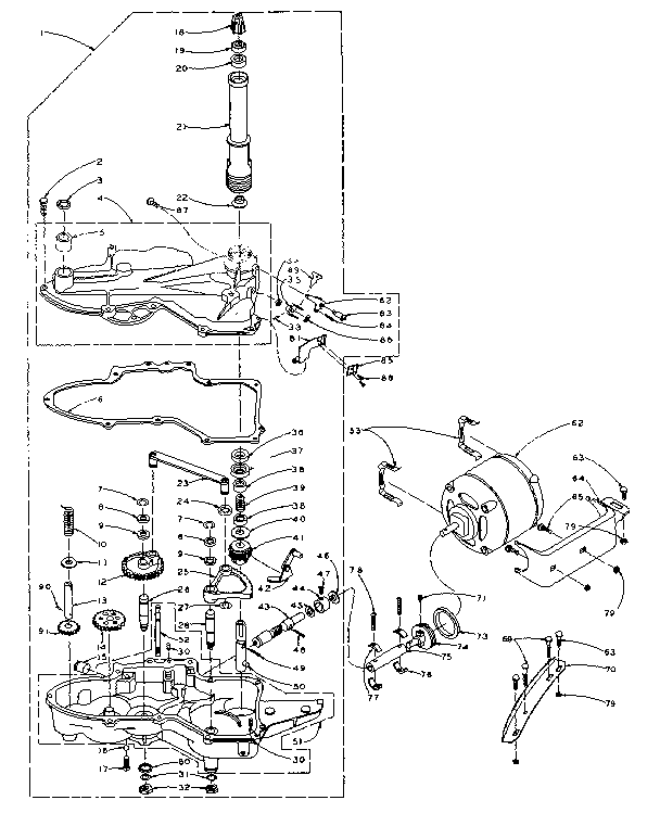 Wringer Parts