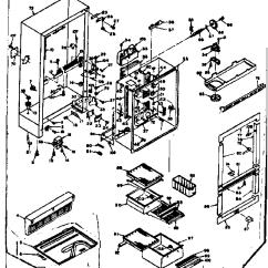 Kenmore 106 Refrigerator Parts Diagram 88 Toyota 22re Engine East Coast Refrigeration Deland Fl Cold Spot Images Of Model