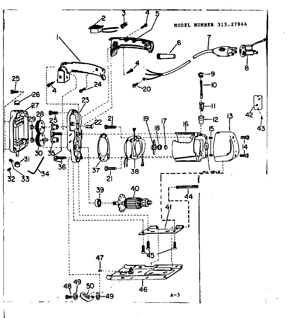 Craftsman Garden Tractor Parts 2000. Craftsman. Tractor