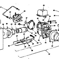 Oil Furnace Parts Diagram Deutz 914 Wiring Kenmore Model 15574502 Heater Kerosene Genuine