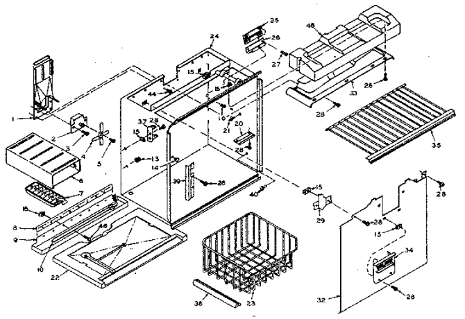 kenmore coldspot refrigerator wiring diagram bmw f650gs