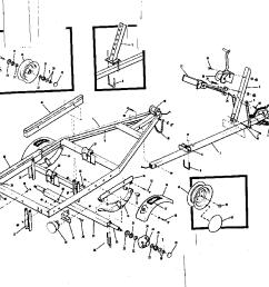 sears 371617100 boat trailer diagram [ 1024 x 809 Pixel ]