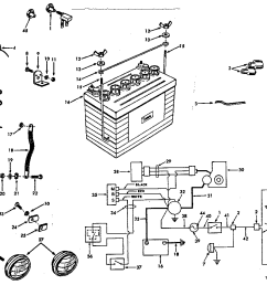 craftsman model 91725061 lawn tractor genuine parts rh searspartsdirect com on sears suburban 12 tractor for sears 10xl wiring wiring diagrams  [ 1024 x 906 Pixel ]
