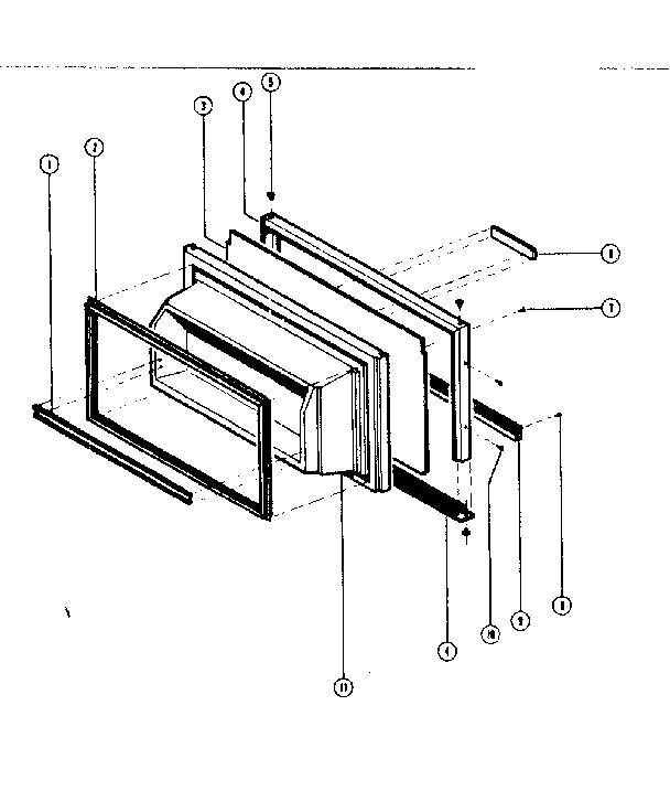 Refrigerators Parts: Camper Refrigerator Parts
