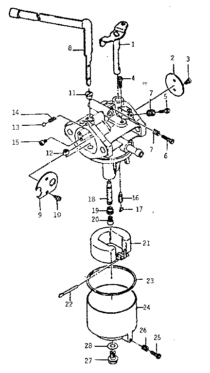 CRAFTSMAN Portable Ac Generator 3600 watt ac generator