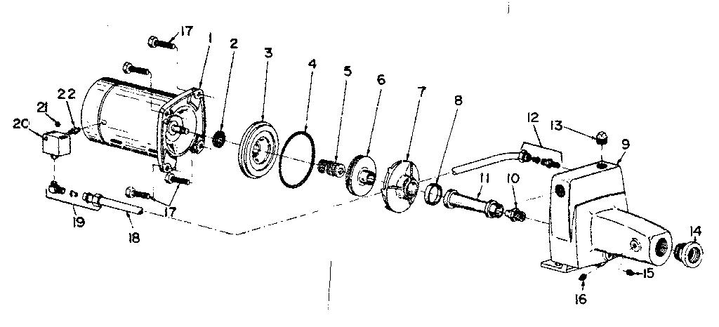Wiring Diagram: 25 Well Pump Parts Diagram
