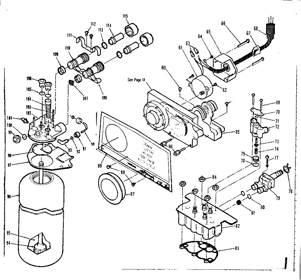 Water Softener: Sears Water Softener Motor
