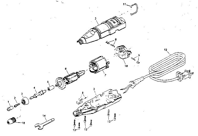 UNIT PARTS Diagram & Parts List for Model 572610030