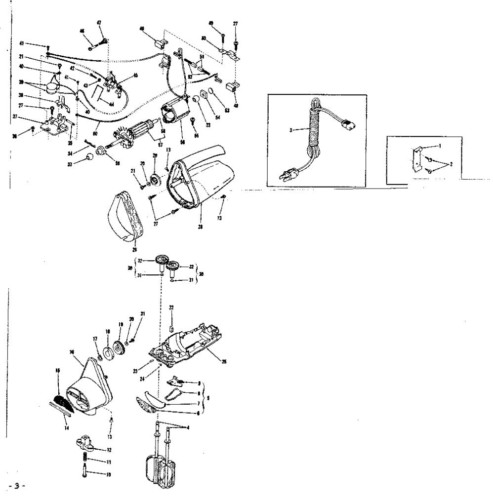 medium resolution of kenmore 40082900 sears hand mixer chrome diagram