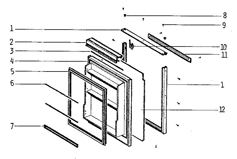 Rv Refrigerator: Parts For Norcold Rv Refrigerator
