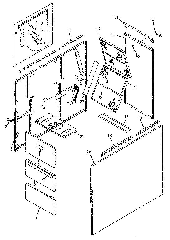Boiler Parts: Oil Boiler Parts Diagram