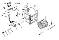 Icp Model Uo 112 4c Furnaceheater Electric Genuine Parts