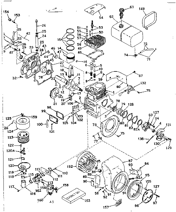 Basic Car Engine Parts Diagram. Diagrams. Auto Parts