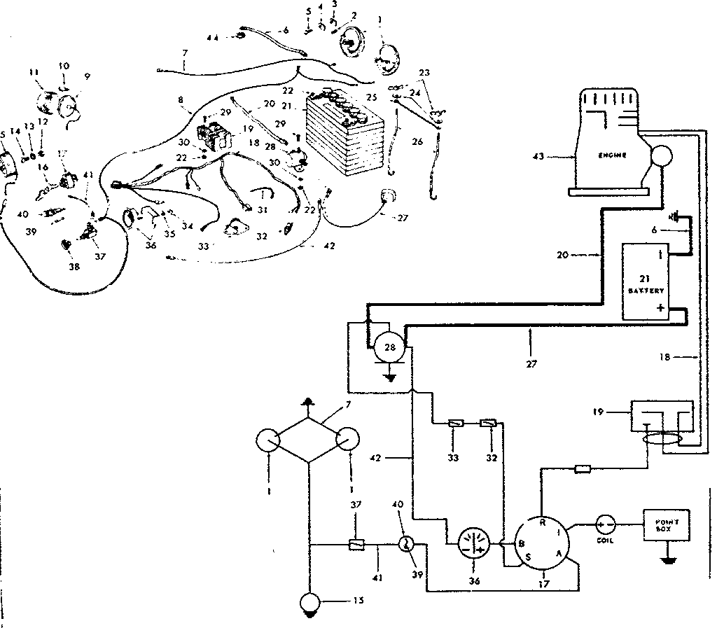 WIRING DIAGRAM Diagram & Parts List for Model 91725751