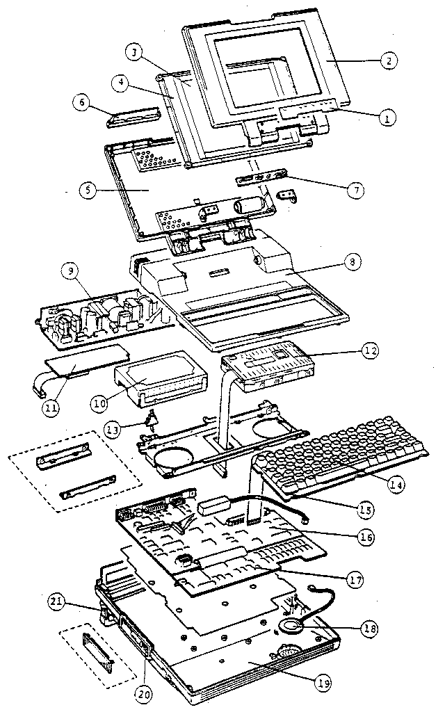 Collection Toshiba Laptop Parts Diagram Pictures Diagrams