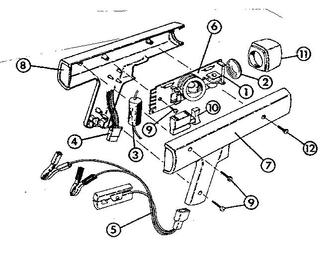 Craftsman timing light