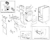 FUNCTIONAL REPLACEMENT PARTS Diagram & Parts List for