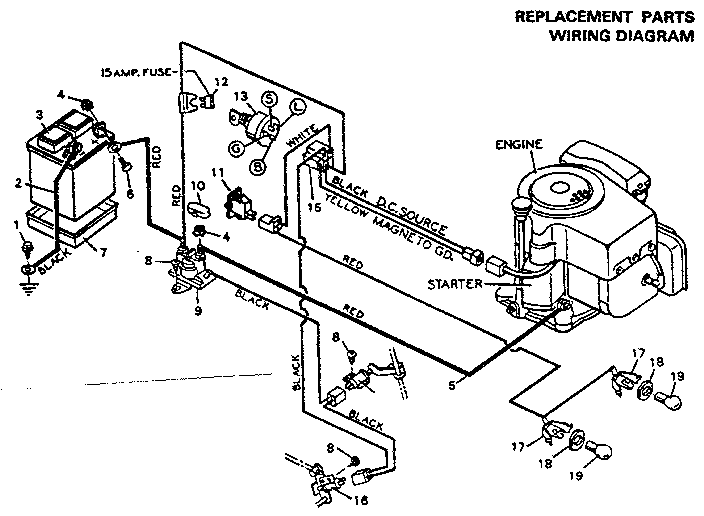 Wiring Diagram For John Deere L120 Collection