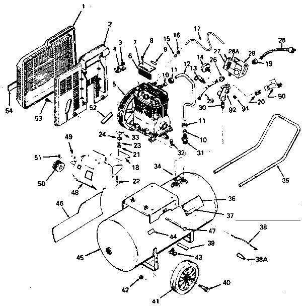 Craftsman User Manual For Air Compressor