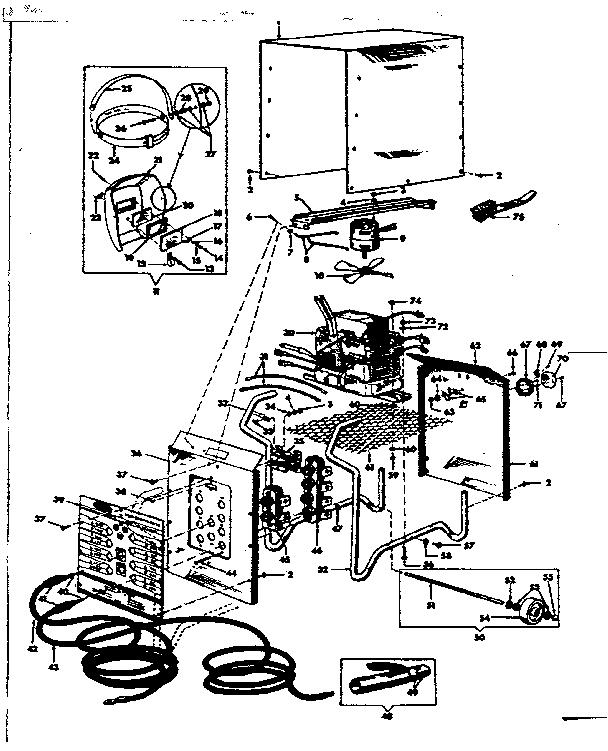 CRAFTSMAN CRAFTSMAN A. C. ARC WELDER 230 AMP INDUSTRIAL