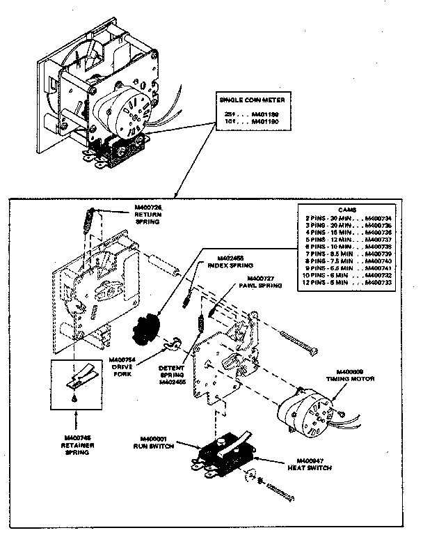 Wiring Diagram For Huebsch Dryer Kenmore Dryer Diagram