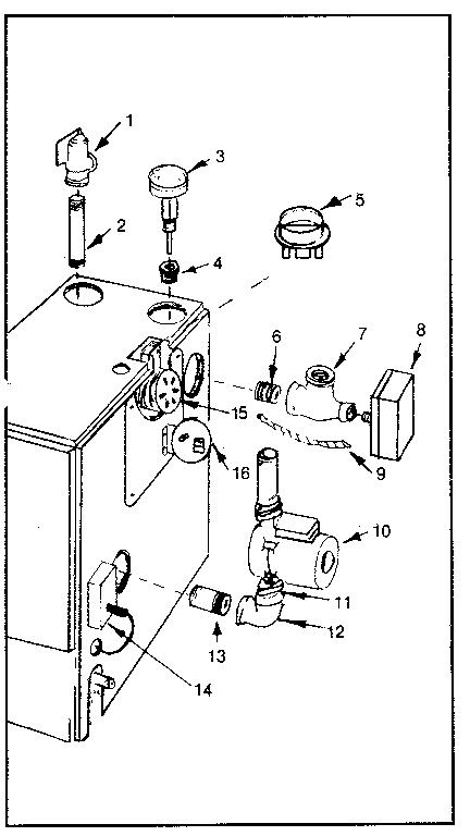 Water Softener: Water Softener Manual Timer