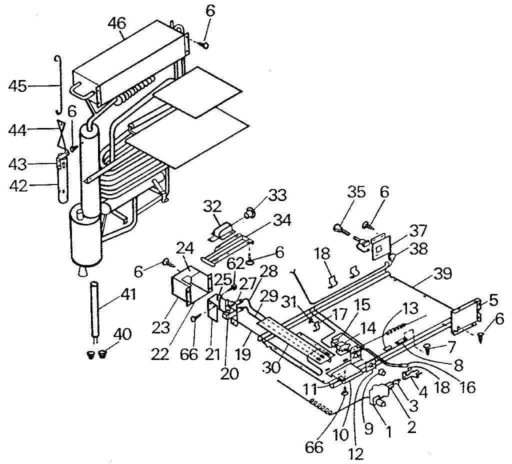 Refrigerators Parts: Norcold Refrigerator Parts