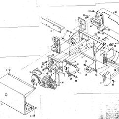 Garage Door Opener Parts Diagram 2008 Cobalt Radio Wiring Craftsman Sears Electronic