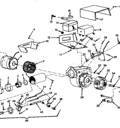 oil burner assembly diagram parts list for model [ 1024 x 832 Pixel ]