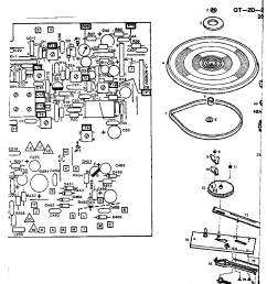 lxi 13291828450 wiring diagram and turntable assembly diagram [ 832 x 1024 Pixel ]