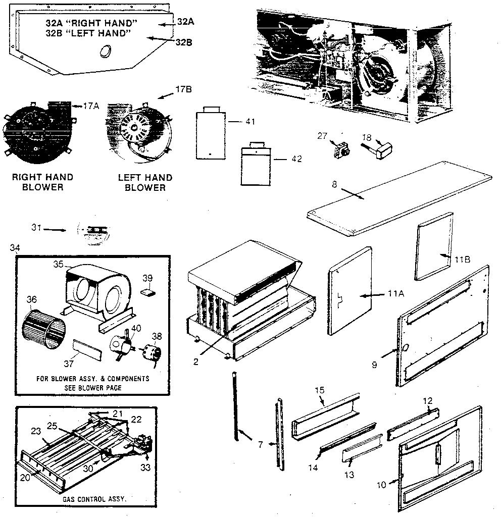 Furnace: Rheem Furnace Parts
