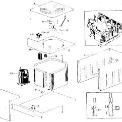 Rheem Gas Furnace Parts Diagram 8 Pin Trailer Wiring Condensing Units Functional Replacement