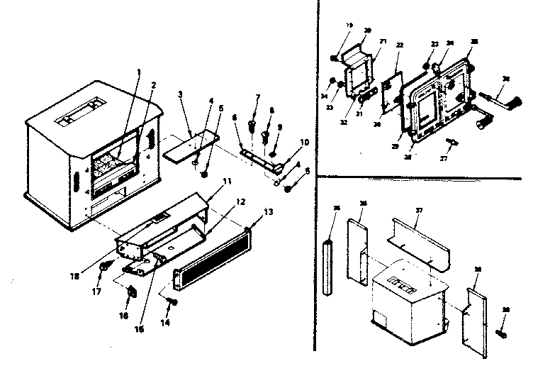 wiring diagrams gas inserts