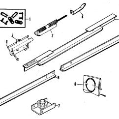 Garage Door Opener Parts Diagram Sql Server Entity Relationship Sears