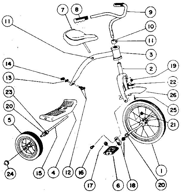 Diagram Frigidaire Replacement Parts In Diagram Schematic Circuit