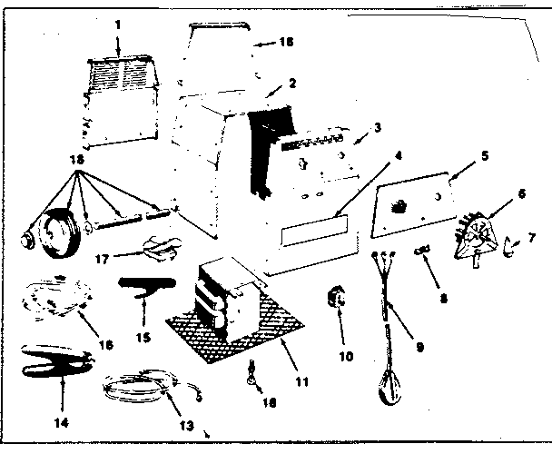 lincoln arc welder wiring diagram fender tele diagrams model ac 225 genuine parts