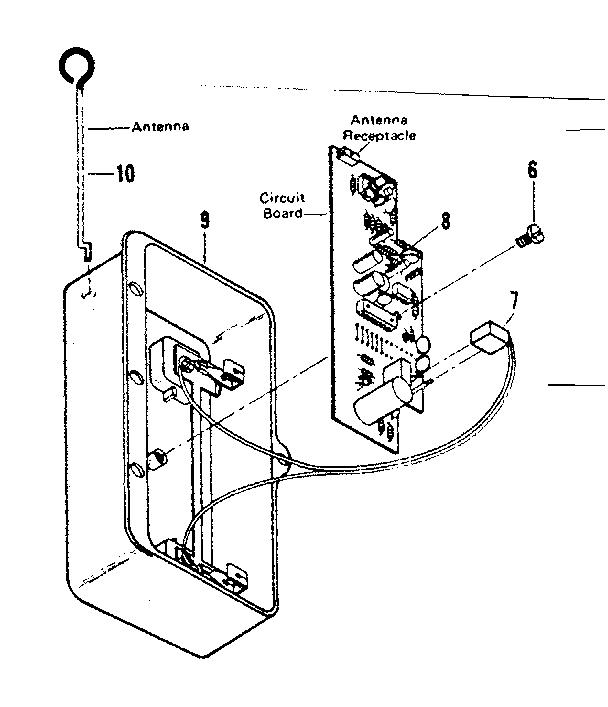 Garage Door Parts: Sears Garage Door Parts Diagram